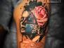 Grázl - tattoo